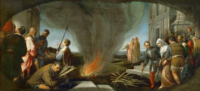 彌賽亞的祖先