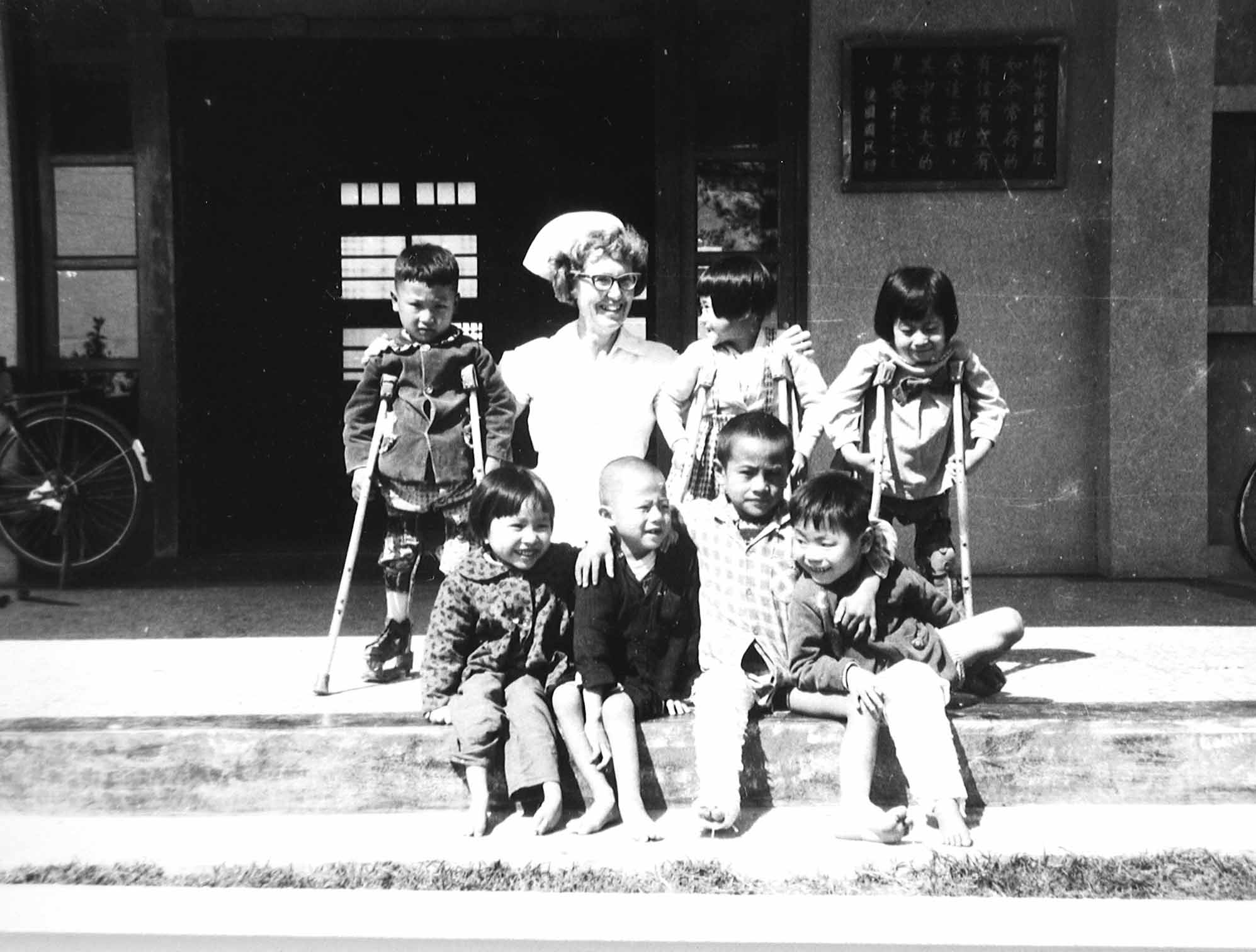 為愛而生:喜樂保育院創辦人瑪喜樂的故事