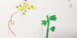 繪畫靈修-小毛蟲變蝴蝶
